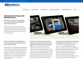 horizonbiomedicalservices.com