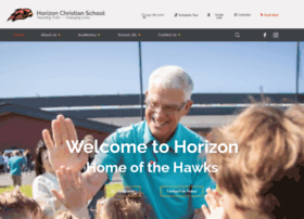 horizonchristianschool.org