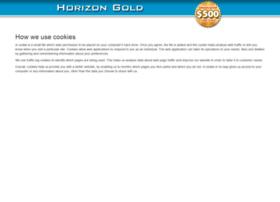 horizongoldcard.com