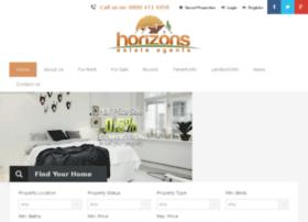 horizons-estateagents.co.uk