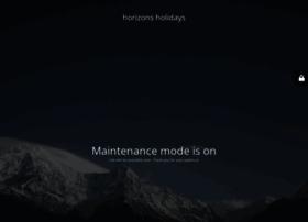horizonsholidays.com