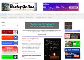 horleyonline.co.uk