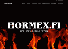 hormex.fi