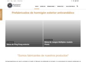 hormigonesypolimeros.com