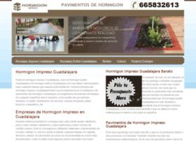 hormigonguadalajara.com