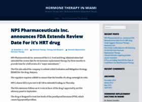 hormonetherapymiami.wordpress.com