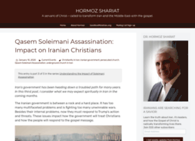 hormozshariat.com
