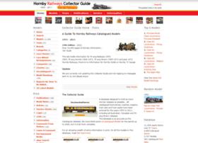 hornbyguide.com