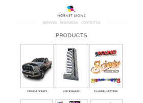 hornetsigns.com