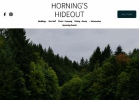 horningshideout.com