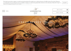 horningtonmanor.co.uk
