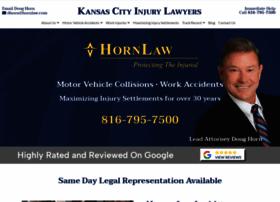 hornlaw.com
