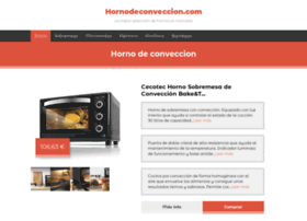Hornodeconveccion.com