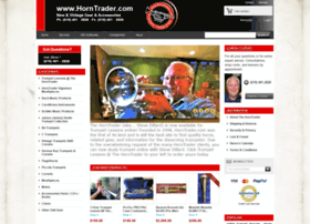 horntrader.com