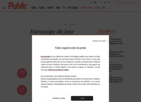 horoscope.public.fr