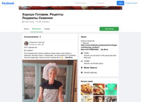 horoshogotovim.ru