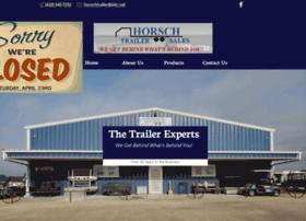 horschtrailers.com