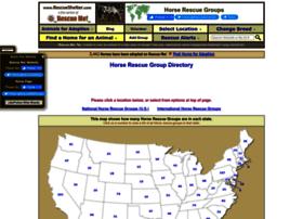 horse.rescueshelter.com