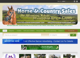 horseandcountrysales.co.uk