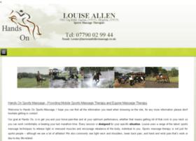 horseandridermassage.co.uk