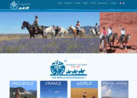 horsebackridingvacations.eu