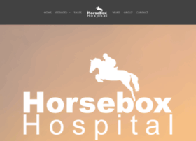 horseboxhospital.co.uk