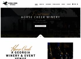 horsecreekwinery.com