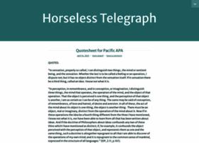 horselesstelegraph.wordpress.com