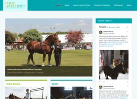 horseloversmath.com