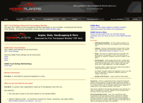 horseplayersassociation.org