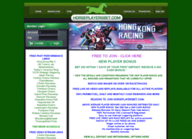 horseplayersbet.com