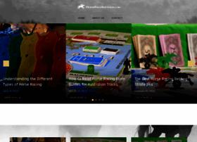 Horseraceaustralia.com