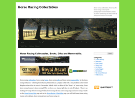horseracingcollectables.com