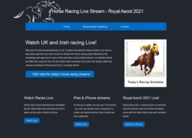 horseracinglivestream.co.uk