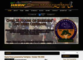 horseracingradio.net