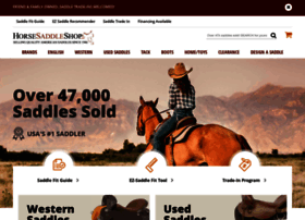 horsesaddleshop.com