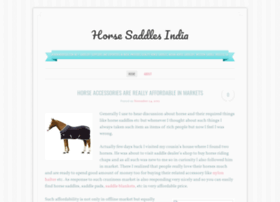 horsesaddlesindia.wordpress.com