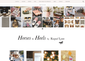 horsesandheels.com