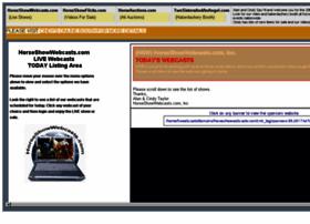 horseshowwebcasts.com