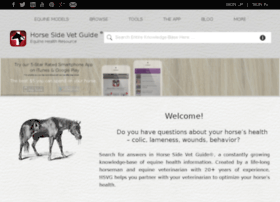 horsesidevetguide.co