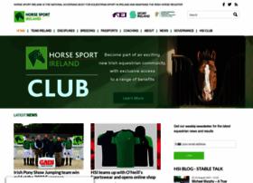 horsesportireland.ie