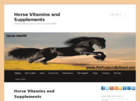 horsesvitamins.com