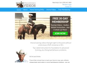horsetrainingvideos.com