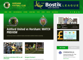 horsham-fc.co.uk