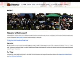 horsmonden.co.uk