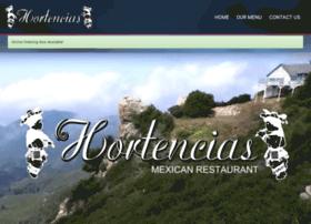 hortenciasrestaurants.com