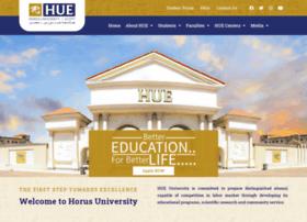 horus.edu.eg