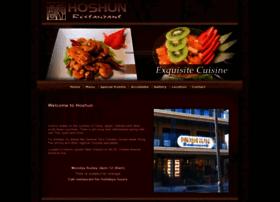 hoshunrestaurant.com