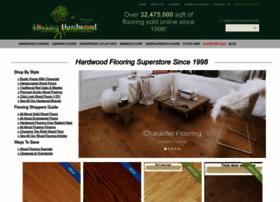 hoskinghardwood.com