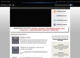 hospedaje-web.com